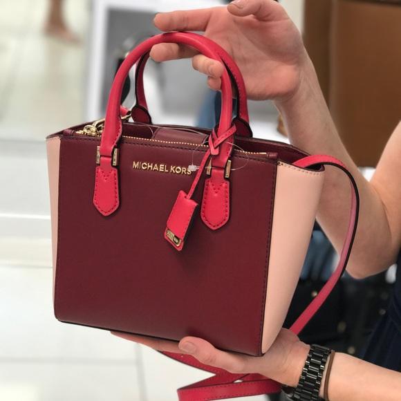 9549709ae761 Michael Kors Bags | Carolyn Small Tote Leather Crossbody | Poshmark